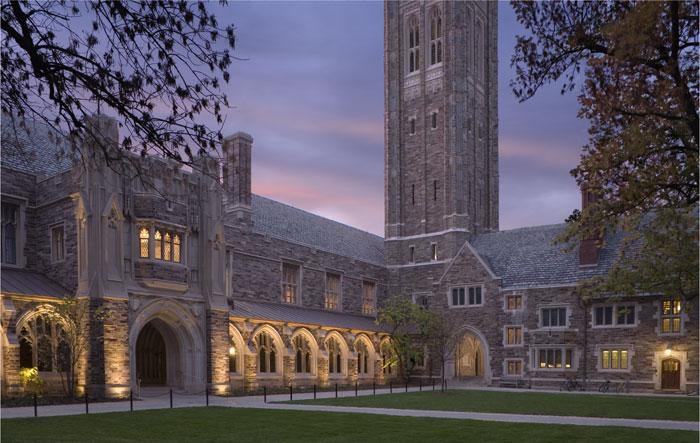 Princeton New International Building