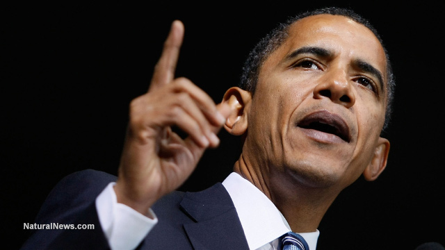 Editorial-Use-Barack-Obama-Campaign-Weeks-Away-From-Election-Day